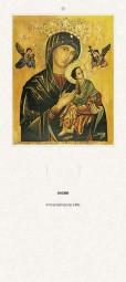 Rückwand zum Liturgischen Kalender - Immerwährende Hilfe