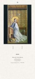 Rückwand zum Liturgischen Kalender - Maria der Verkündigung