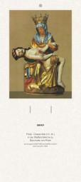Rückwand zum Liturgischen Kalender - Pietà