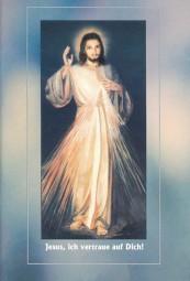 Jesus, ich vertraue auf Dich!