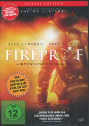 DVD - Fireproof (Special Edition)