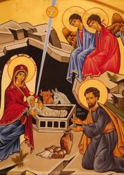Die Geburt Christi (Kunst-Postkarte)