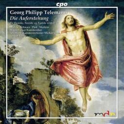 CD Die Auferstehung TWV 6:7 (Oratorium, 1761)