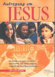 DVD Aufregung um Jesus