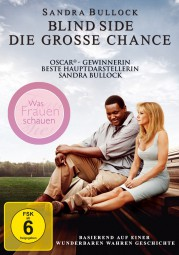 DVD - Blind Side - Die große Chance