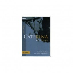 DVD - Caterina von Siena - Auf den Spuren einer großen Frau