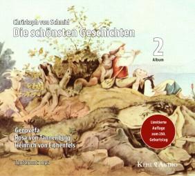 Hörbuch - Die schönsten Geschichten (Album 2)
