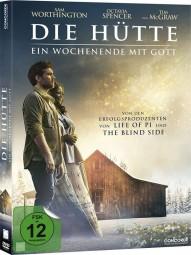 DVD - Die Hütte - Ein Wochenende mit Gott