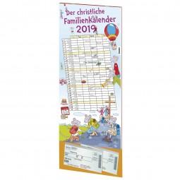 Der christliche Familienkalender 2019