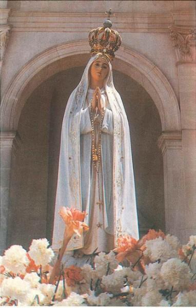 Muttergottes Von Fatima