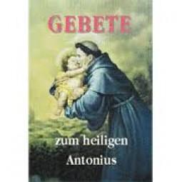 Gebete zum heiligen Antonius