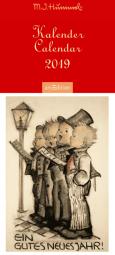 Hummel Postkartenkalender 2019