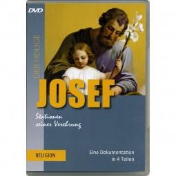 DVD - Der heilige Josef - Stationen seiner Verehrung