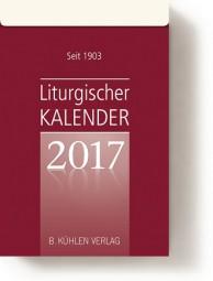 Liturgischer Kalender 2017