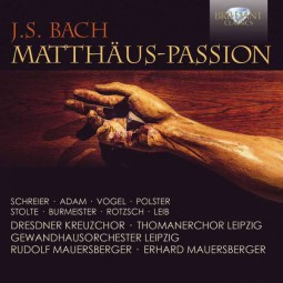 CD Matthäus-Passion (BWV 244)