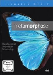 DVD - Metamorphose - Die geheimnisvolle Schönheit der Schmetterlinge
