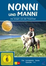 DVD - Nonni und Manni - Die Jungen von der Feuerinsel