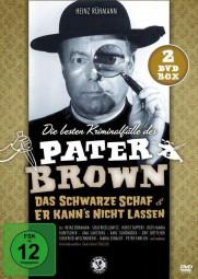 DVD - Pater Brown: Das schwarze Schaf und Er kann´s nicht lassen