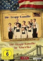 DVD - Die Trapp-Familie und Die Trapp-Familie in Amerika