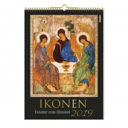 Ikonen 2019 - Wandkalender
