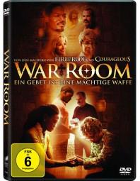 DVD - War Room - Ein Gebet ist eine mächtige Waffe