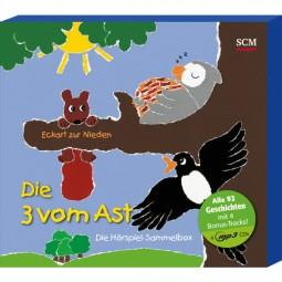 Hörspiel - Die Drei vom Ast - Sammelbox