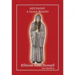 Novene zum hl Benedikt