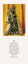 Rückwand zum Liturgischen Kalender - Schwarze Madonna, Altötting
