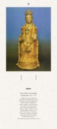 Rückwand zum Liturgischen Kalender - Das Werler Gnadenbild