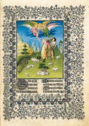 Verkündigung an die Hirten (Kunst-Postkarte)