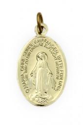 Wunderbare Medaille (goldfarbig)