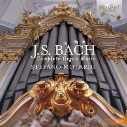 CD Sämtliche Orgelwerke