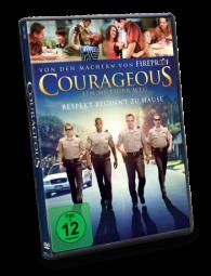 DVD - COURAGEOUS - Ein mutiger Weg