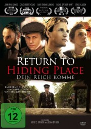 DVD - Return to Hiding Place - Dein Reich komme
