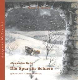 Hörbuch - Die Spur im Schnee