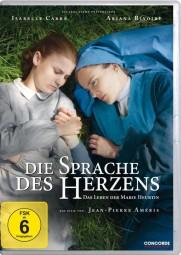 DVD - Die Sprache des Herzens - Das Leben der Marie Heurtin