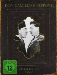 DVD - Don Camillo & Peppone - Special Edition (5 DVDs)