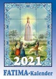 Fatima-Kalender 2021