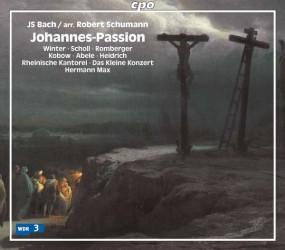 CD Johannes-Passion (Bearbeitung von Robert Schumann)