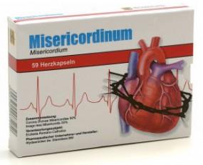 Misericordinum (59 Herzkapseln)