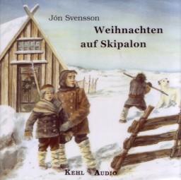 Hörbuch - Weihnachten auf Skipalon
