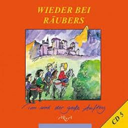 Wieder bei Räubers ... (CD 5)